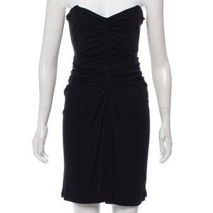 MICHAEL KORS Strapless Mini Dress Size: 4